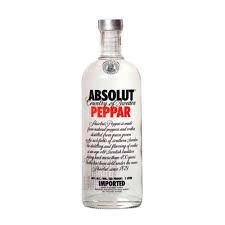 Vodka Absolut Peppar 1L