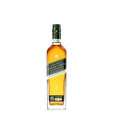 Whisky Jw Green Label 750ml