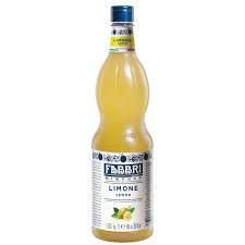 Xarope Italiano Mixybar Fabbri Limão Siciliano 1L