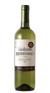Vinho Santa Carolina Reservado Sauvignon Blanc  750 ml