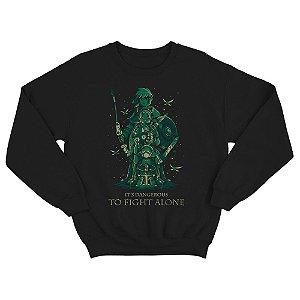 Moletom Básico Unissex Zelda