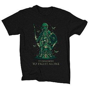 Camiseta Unissex Zelda