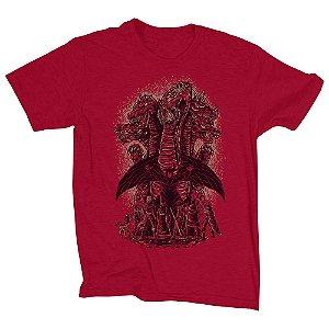 Camiseta Unissex Caverna do Dragão