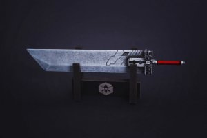 Colecionável Buster Sword - Final Fantasy