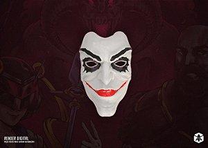 Colecionável Joker Mask