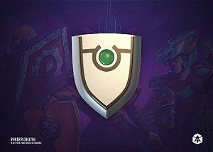 Colecionável Escudo Lendário - Shield Hero