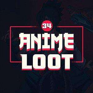 Anime Loot 34 AVULSA