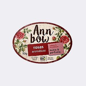 Sabonete Ann Bow Rosas 90g