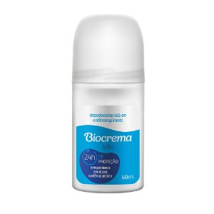 Desodorante Roll On Biocrema Hidratante 60ml