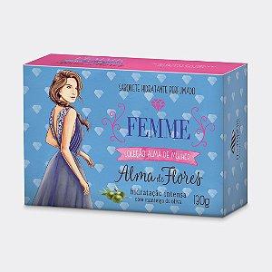 Sabonete Alma de Flores Femme 130g