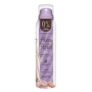 Desodorante Aerossol Alma de Flores Baunilha 160ml