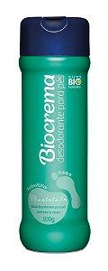 Desodorante para Pés Biocrema Mentolado 100g