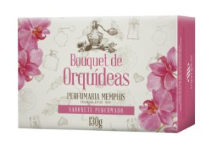 Sabonete Bouquet de Orquídeas 130g