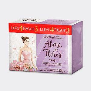 Sabonete Alma de Flores Baunilha Leve 4 Pague 3