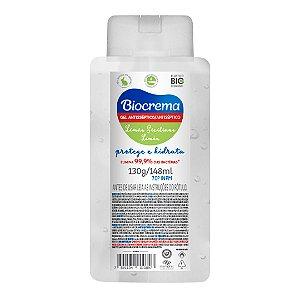 Gel Higienizador de Mãos Biocrema 130g