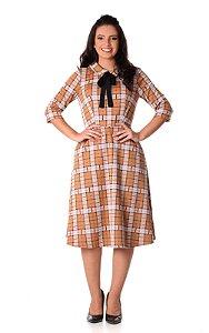 Vestido Xadrez Anne