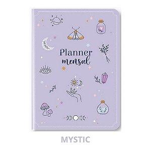 Planner Mensal Permanente Cartões Gigantes