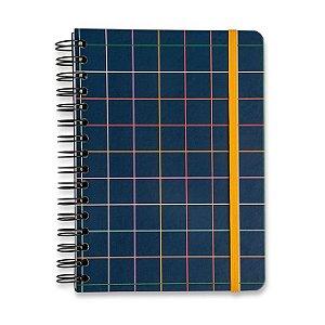 Caderno Perfeito Cicero Esquema Pautado A5 Azul