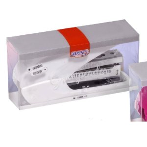 Grampeador Power Saver p/25fls Branco BRW GP0200