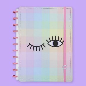 Caderno Inteligente Eyeconic 80 folhas