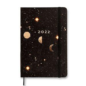 Agenda Planner 2022 Cicero Astral Galáxia 14x21