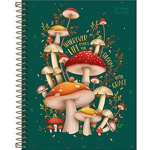Caderno Colegial 10M Loveland 160 Folhas Tilibra
