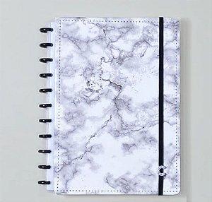 Caderno Inteligente Grande Bianco 80 Folhas