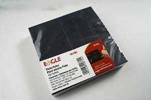 Bloco Adesivo Sticky Notes Eagle Preto 76mmx76mm