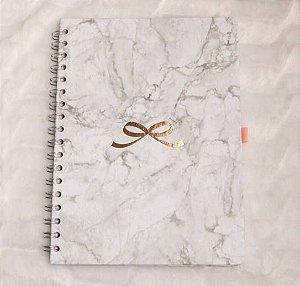 Caderno CD Pink Stone Mrm 90 Folhas 4498-5 Ótima Gráfica