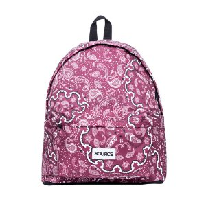 Mochila de Costas Source SC100-016 Bourdeaux
