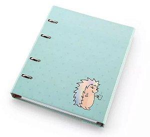 Caderno Argolado Fichário Riccio Ultra VD 5978-1