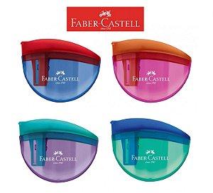 Apontador com Depósito Aquarius Faber-Castell