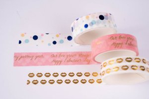 Washi Tape Decorada 1 Molin c/3un