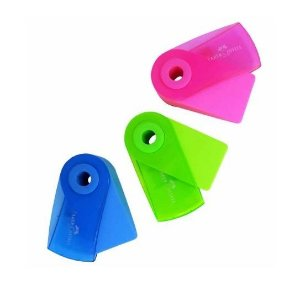 Borracha Mini Sleeve Neon Faber-Castell