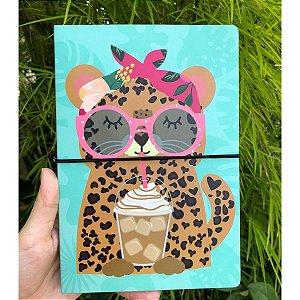 Caderno Duplo 36 folhas Me Encanta que te encanta