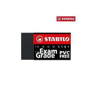 Borracha Stabilo Exam Grade 1191 Preta