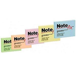 Bloco Adesivo Notefix 76x102mm 100 folhas