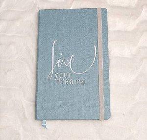 Papertalk Pontilhado Maxi Cotton Azul 9018-0 Ótima Gráfica