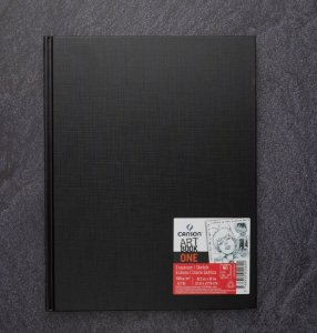 Caderno Canson Art Book One 100g 98 folhas