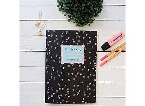Caderno Maxi Flex Pautado Mood Atitude 51 folhas 80g
