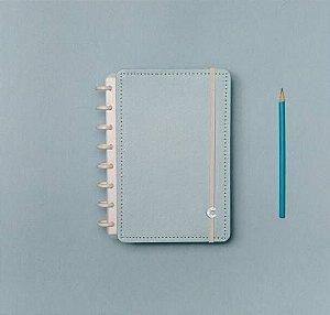 Caderno Inteligente A5 Azul Pastel 80 Folhas