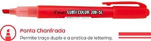 Caneta Marca Texto Lumi Color 200-SL Vermelha Pilot
