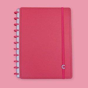 Caderno Inteligente All Pink 80 Folhas