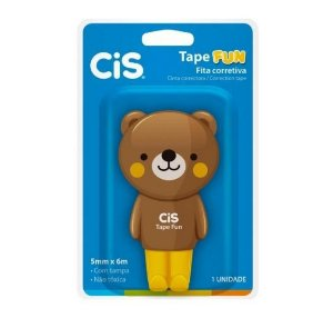 Corretivo Fita Cis Tape Fun 5mmx6m