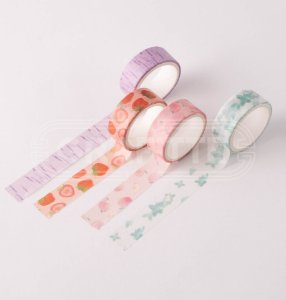 Washi Tape Decorada com Cheiro BRW