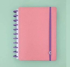 Caderno Inteligente G+ Rosa pastel