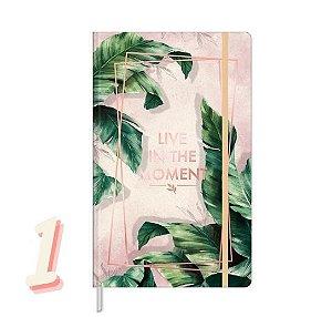 Caderno Sem Pauta Costurado Naturalis 80F Tilibra 31684