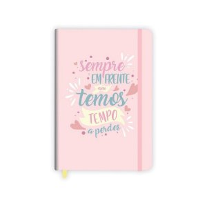 Caderneta Bullet Journal Frases Candy R610CDY Redoma