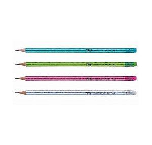 Lápis de Escrever Sparkling c/4 Tris