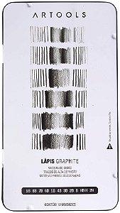 Estojo Lápis Graphite Artools 12un